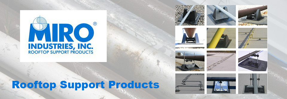 Rooftop Support Products