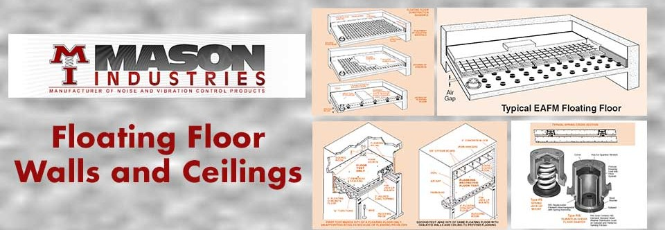 Floating Floor Systems | Mason Atlanta | GA